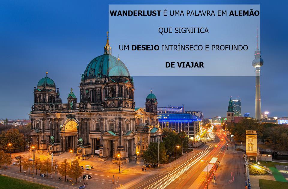 Berlim - Wanderlust