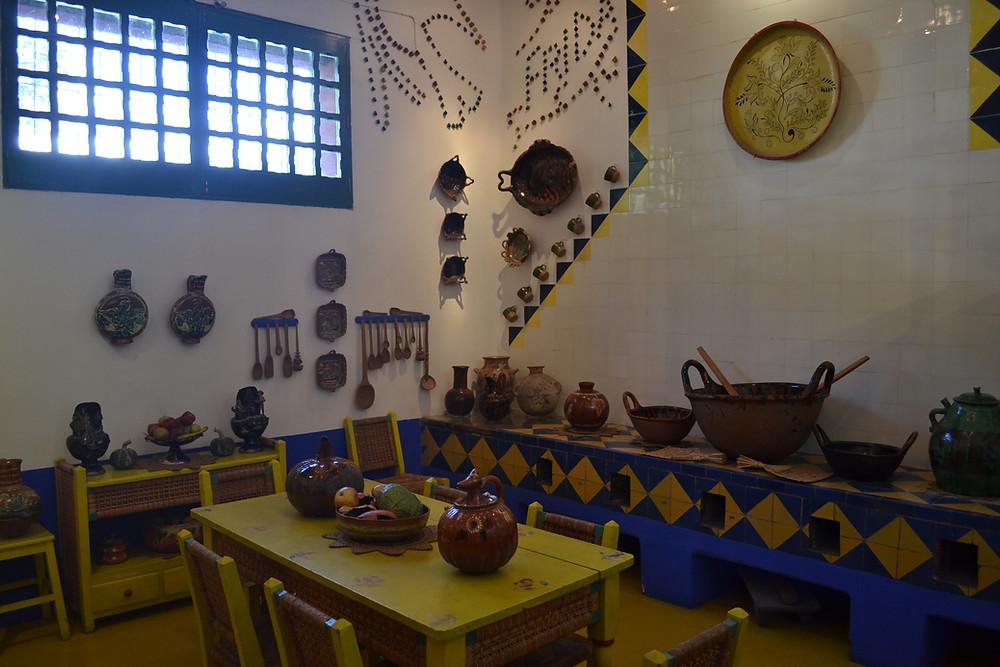Cozinha Frida Kahlo