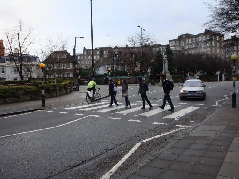 Faixa da Abbey Road