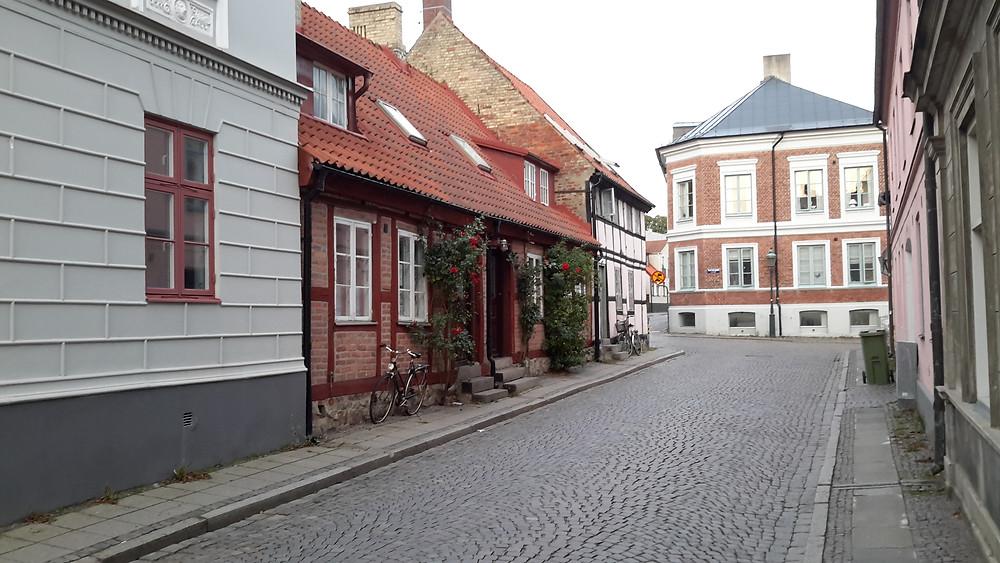 Ruas de Lund