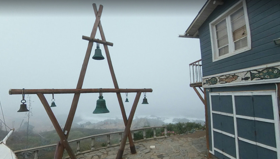 Casa Isla Negra - Fonte Google Maps