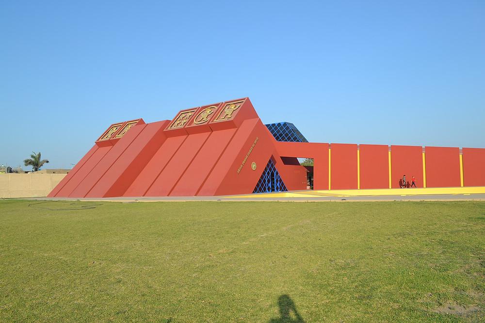Museu tumbas Reais do Senhor de Sipan