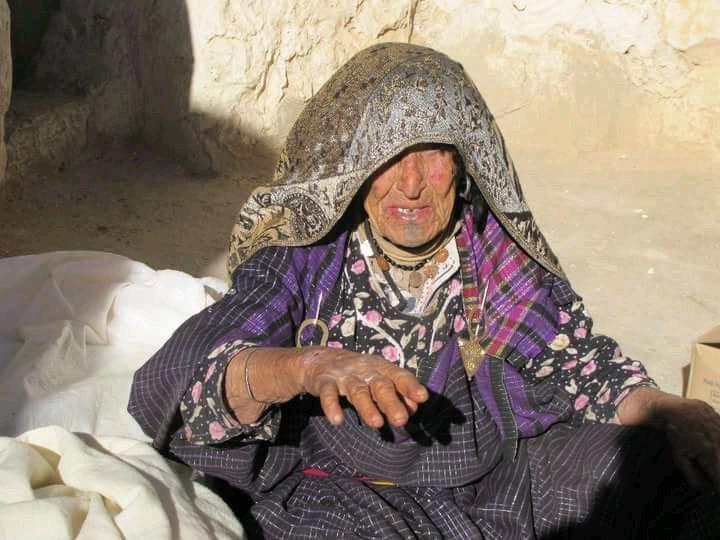 Mulher beduína (Foto Meire Zeigers)