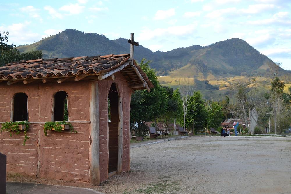 Foto: Capela em São Bento do Sapucaí