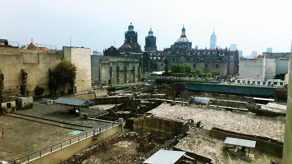 Templo Mayor - México