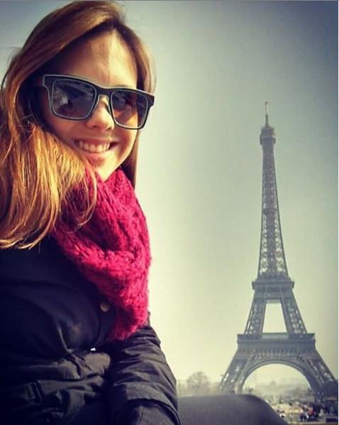 Marina em Paris