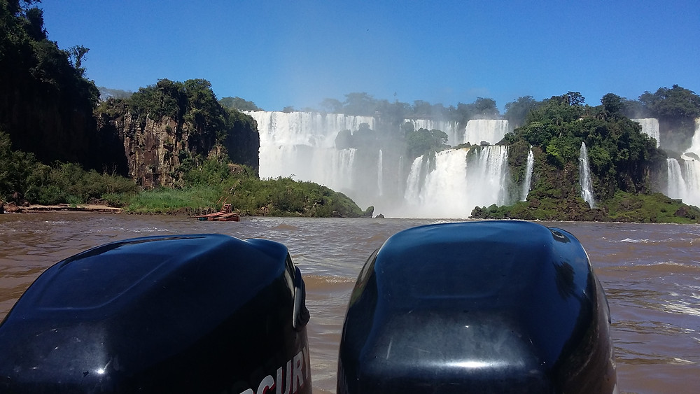 Cataratas do Iguaçu - Macuco Safari