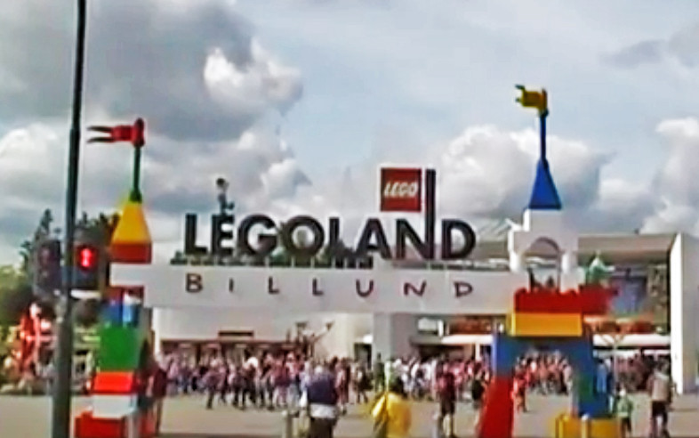 Foto: Billund - Legoland