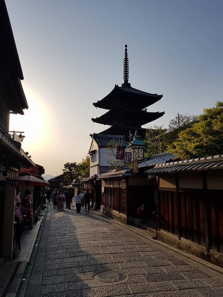 Yasaka Shrine - Kyoto