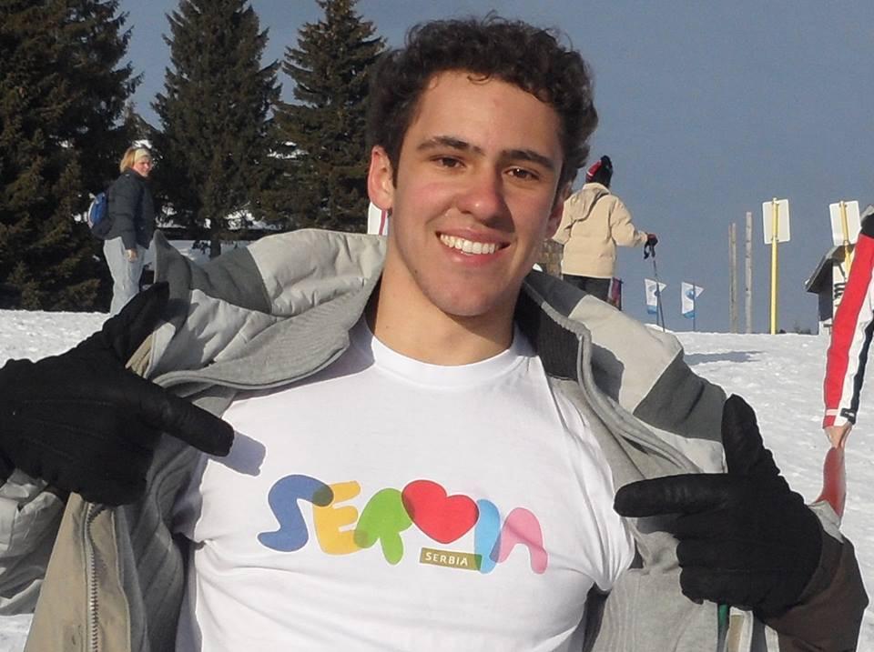 Thiago Ferreira - Bem Vindo a Sérvia