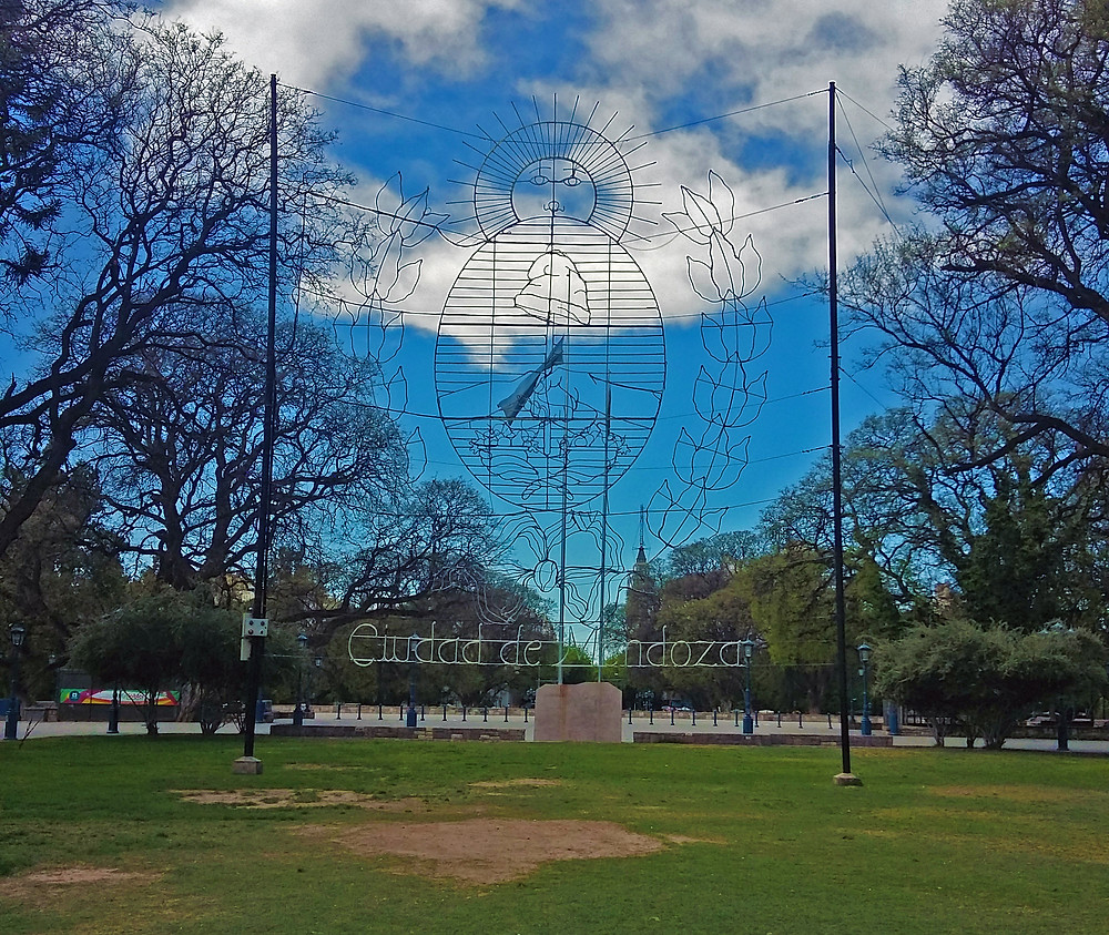 Praça Cidade de Mendoza