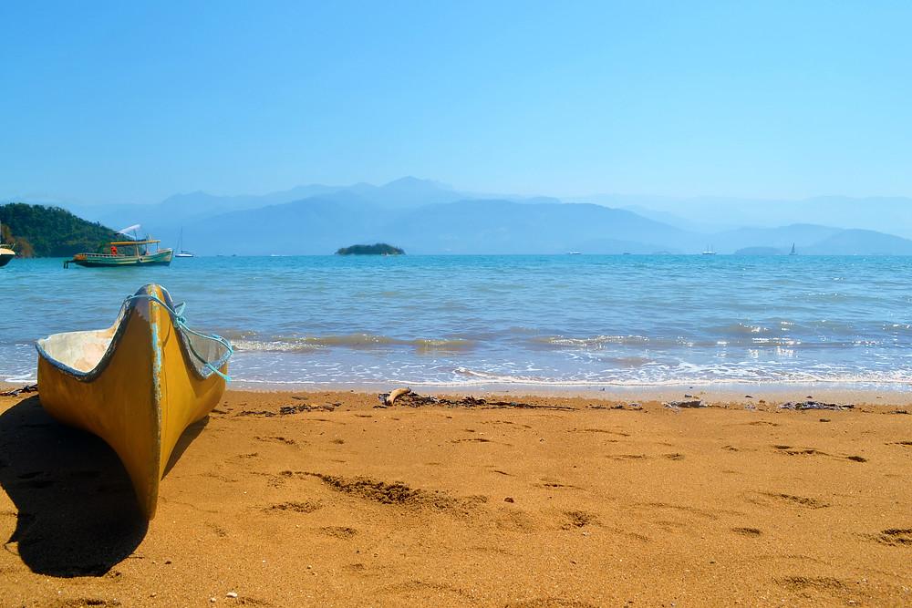 Praia - Paraty