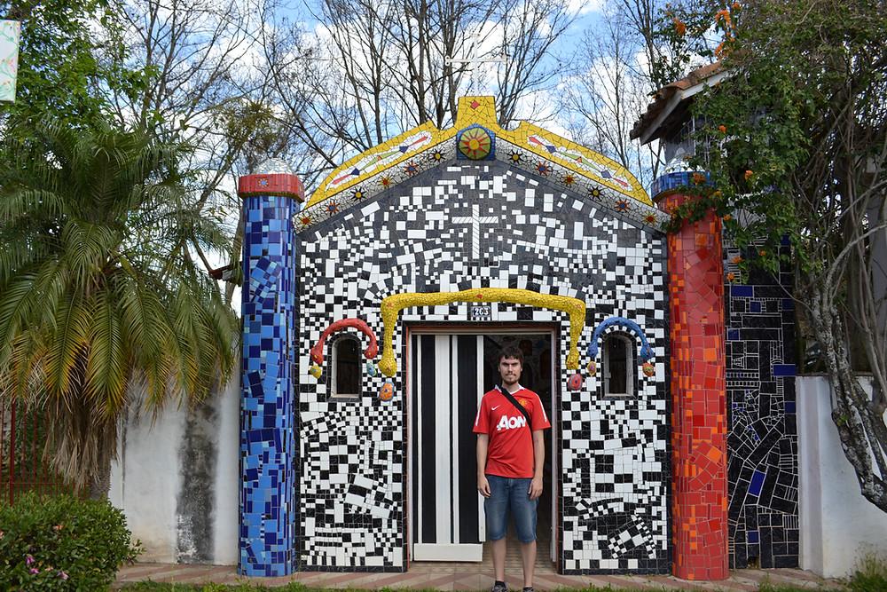 Capelinha de Mosaico.