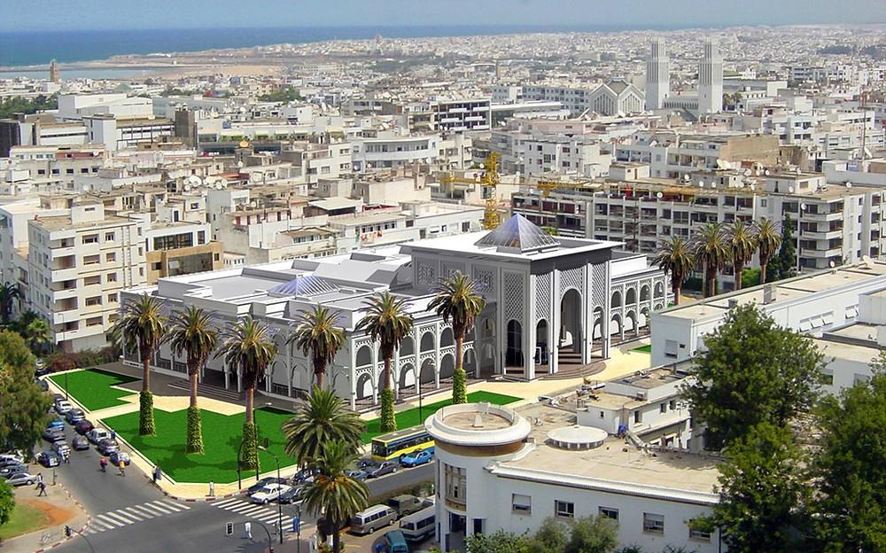 FOTO: Rabat - Marrocos