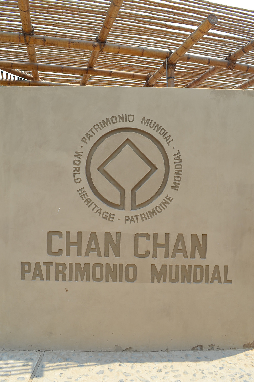 Chan Chan Patrimonio Mundial