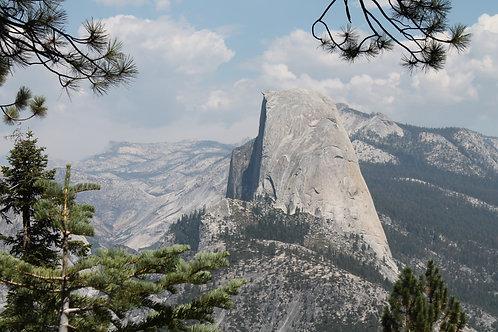Half-Dome, Yosemite, photo