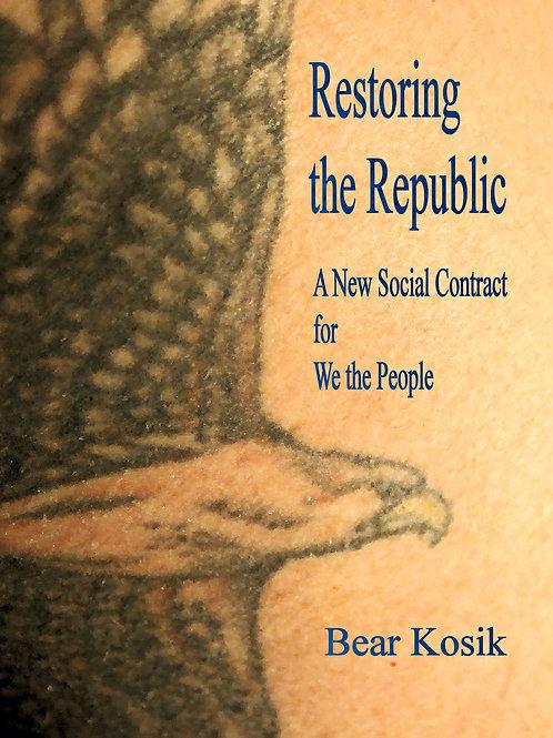 Restoring the Republic (PDF edition)