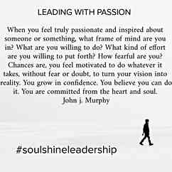Lead With Passion