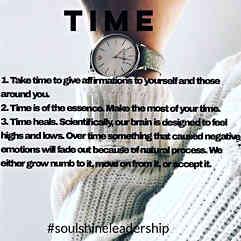 TIME._How do you use your time_ Do you u