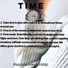 TIME._How do you use your time_ Do you u