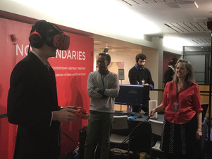 VR EDUCATION SHOWCASE