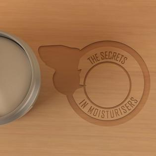 The secrets of moisturisers   3D micro film