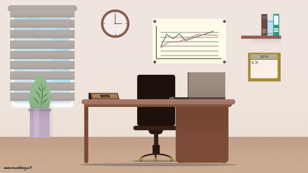 Bosses' Office | Kelaa phone app