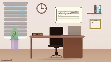 Bosses' Office   Kelaa phone app
