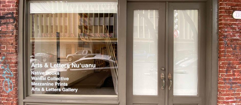 Arts & Letters Nuʻuanu