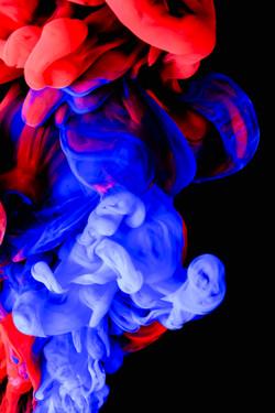 Flow - Red/Blue