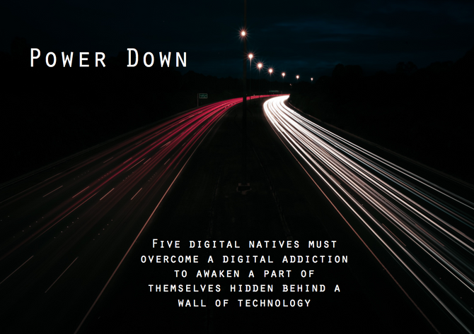 Power Down Poster