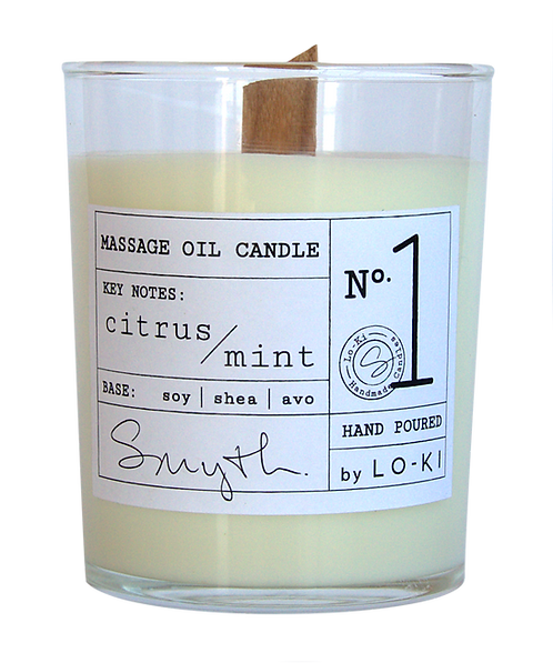 Massage Oil Candle #1