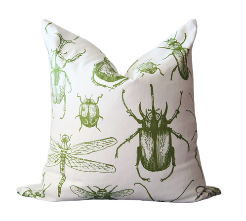 Insect Scatter Cushion