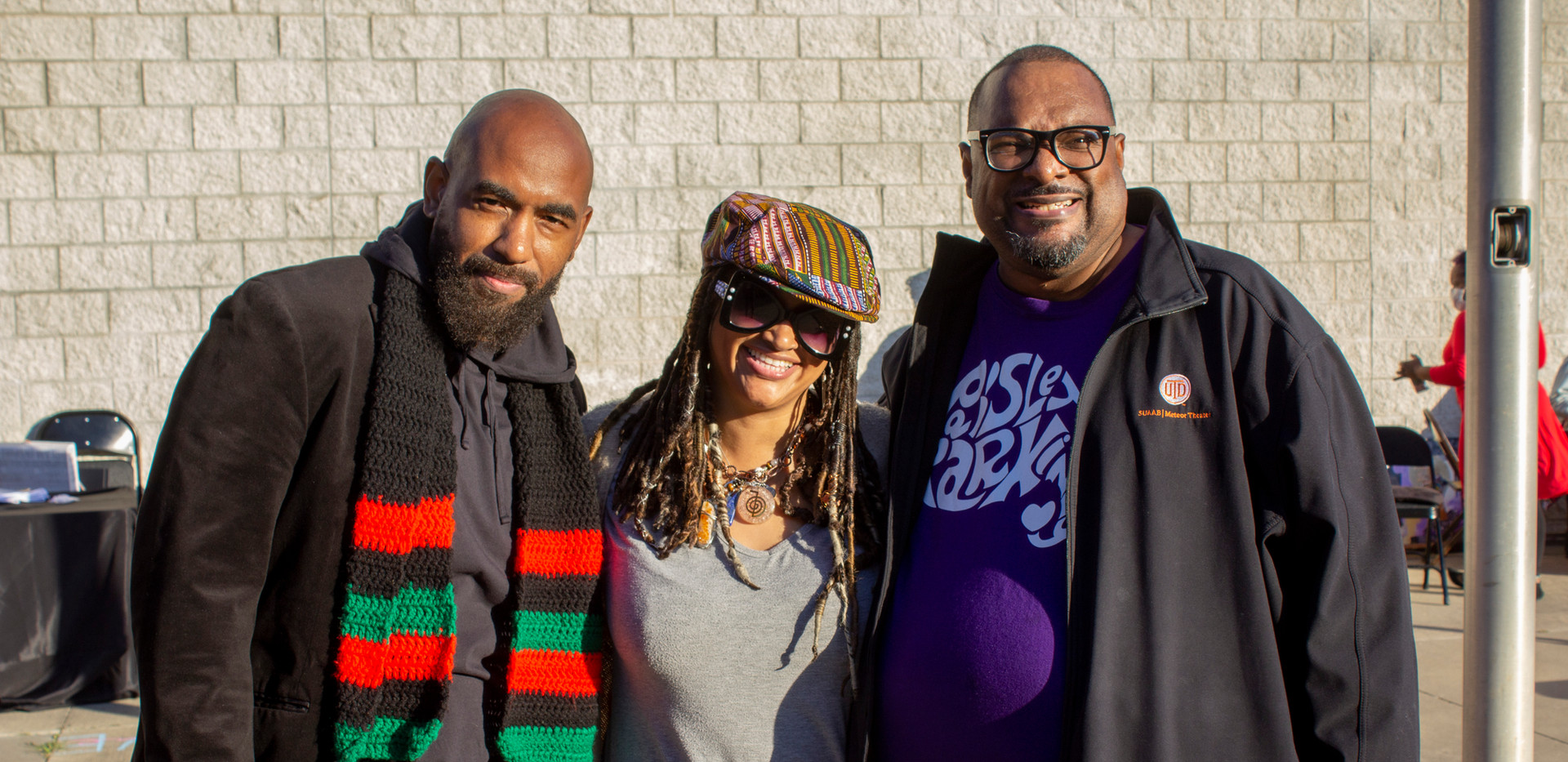The founders of The Art Inspired Healing Collective