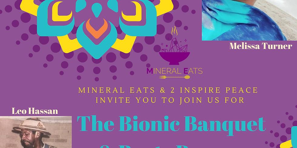 The Bionic Banquet & Beats Bazaar