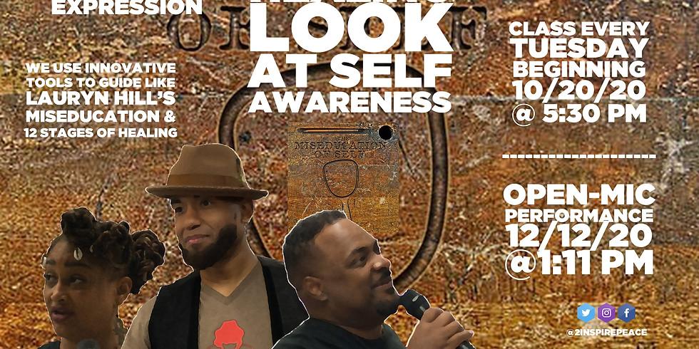 The Miseducation of Self: An Art Inspired Healing Look at Self Awareness Fall 2020