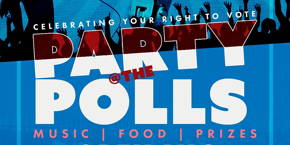 Party @The Polls Open-Mic