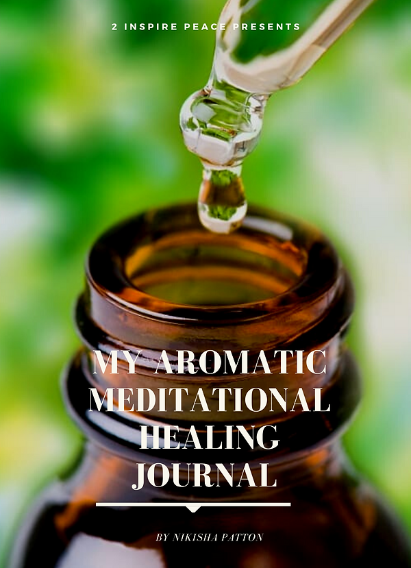 Copy of My Aromatic Meditational Healing