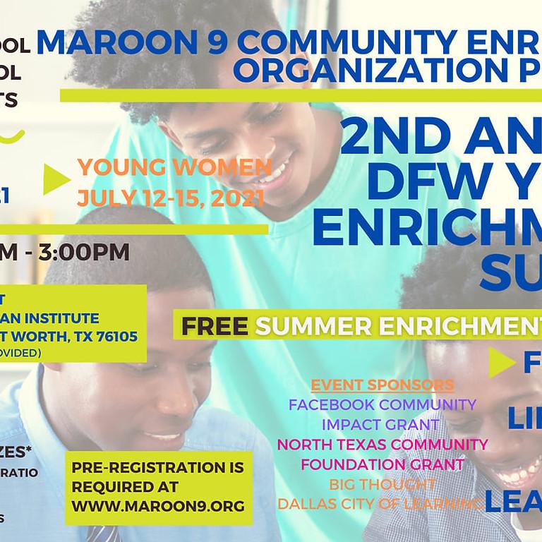 2nd Annual DFW Youth Enrichment Summit