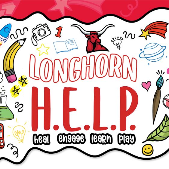 Longhorn H.E.L.P. (Heal, Engage, Learn, & Play)