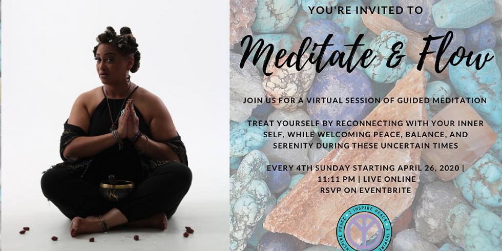 Meditation After Dark: Meditate and Flow