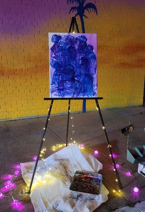 Shonda's Art Live Painting