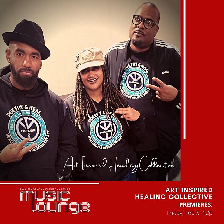 The South Dallas Cultural Center Music Lounge: Virtual Event