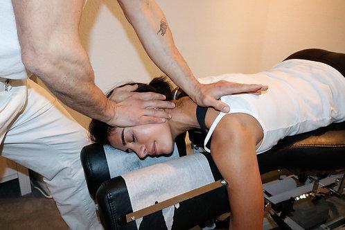 12 x Chiropraktische Behandlungen