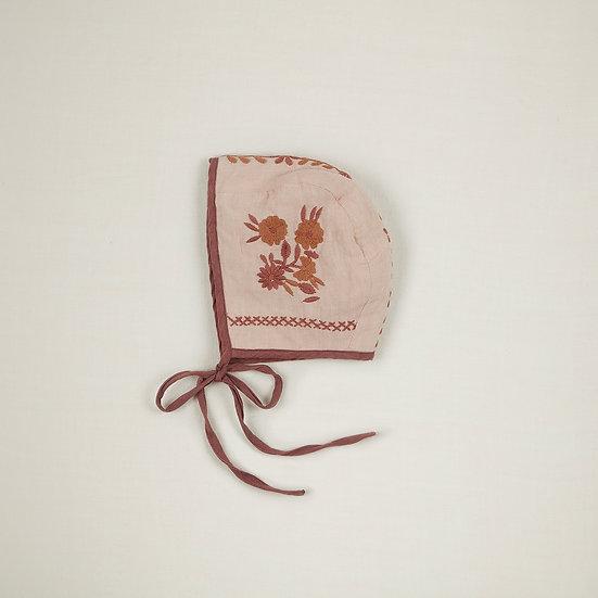 Baby 'Joni' Bonnet - Pink Sand