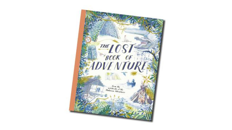 The lost book of adventure