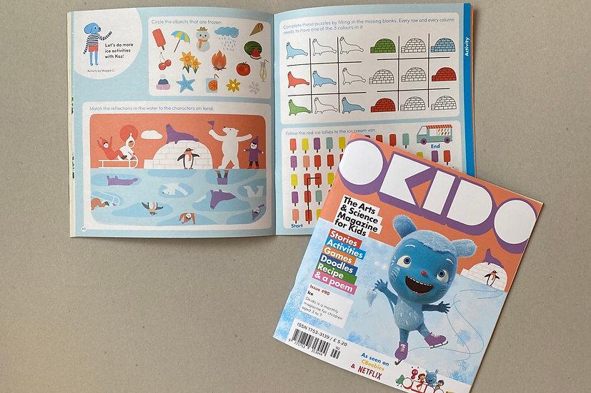 Okido - Ice Issue 90