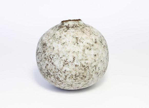 Small Bronze & Grey Pod with Nickel