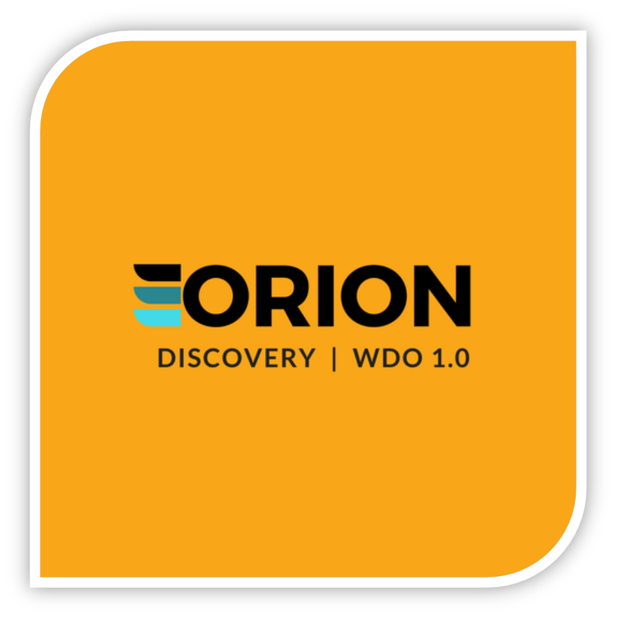 ORION - DISCOVERY WDO 1.0