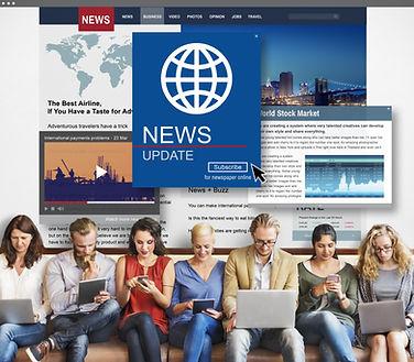 News Update Journalism Headline Media Co